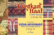 Artisans from India, Myanmar participate at 30th Dastkari Haat craft bazaar