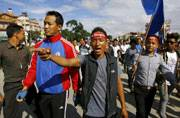 Nepal's crisis drags on as ethnic minorities reject charter amendment