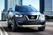Nissan Kicks coming to India, launch in 2017