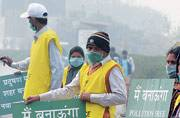 Odd-even report card: Kejriwal Government says pollution up