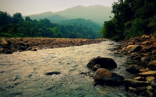 Palpala River near Lulung in the Simlipal National Park, Odisha. Picture courtesy: Wikimedia/Byomakesh07/Creative Commons