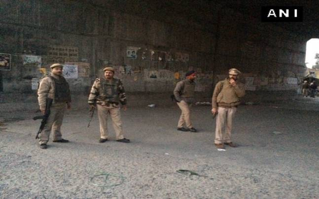 Security beefed up in Punjab