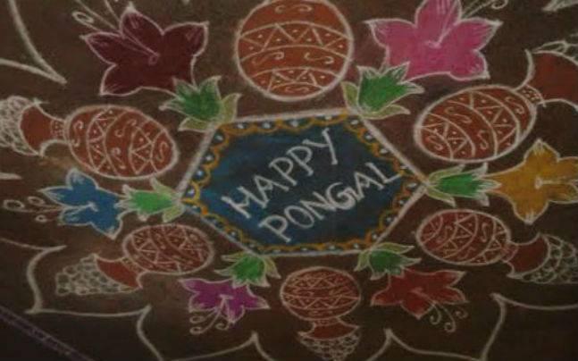 Happy Thai Pongal!