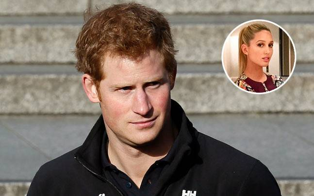 Prince Harry dating a Greek Princess? Picture courtesy: Reuters