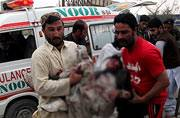 15 killed in suicide bomb blast in Quetta, Pakistan