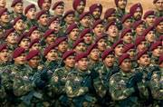 India showcases military might at 67th Republic Day parade