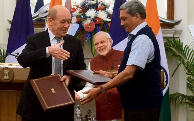 India France Rafale deal