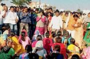 Shani Shinganapur: 400 women activists detained on way to temple