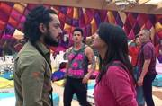 Bigg Boss 9: What were Rochelle and Rishabh doing outside the house?