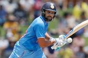 Taking wickets in middle overs key to winning, says Rohit Sharma