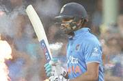 Rohit Sharma third Indian batsman to reach 1000 T20I runs