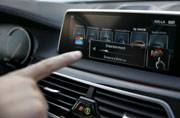 Fragrance anyone? Touch-free car controls split world's drivers