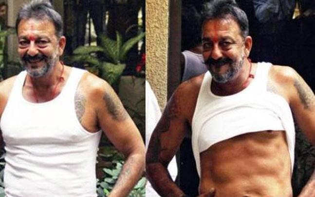 Sanjay dutt life in and out of jail fyi news sanjay dutt thecheapjerseys Images