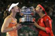 Sania Mirza and Martina Hingis win Australian Open Women's Double title: All you need to know