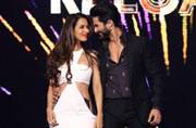 Why did Shahid Kapoor send a handwritten note to Malaika Arora Khan?