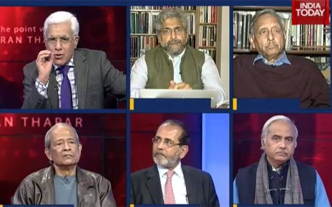 To The Point with Karan Thapar