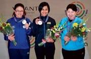 Shooter Heena Sidhu earns her golden ticket to Rio Olympics
