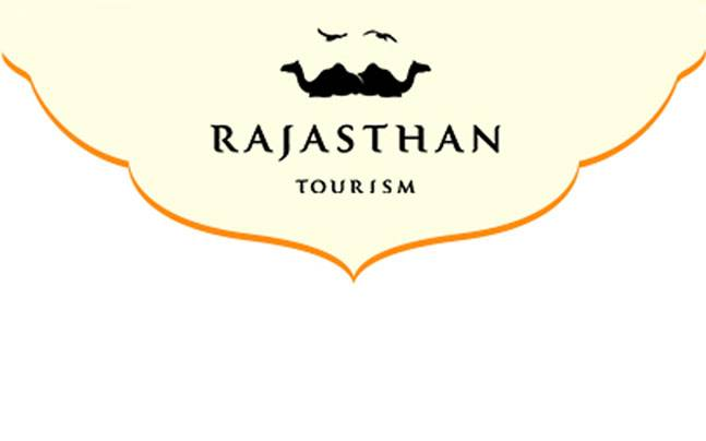 The all-new Rajasthan Tourism logo, as seen on the official website. Picture courtesy: tourism.rajasthan.gov.in