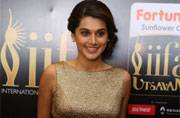 Taapsee Pannu is excited to share screen space with Amitabh Bachchan
