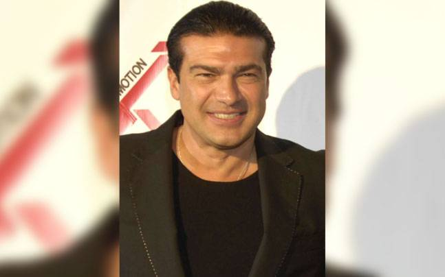 Tamer Hassan has worked in the TV series East Enders Picture courtesy: Wikipedia