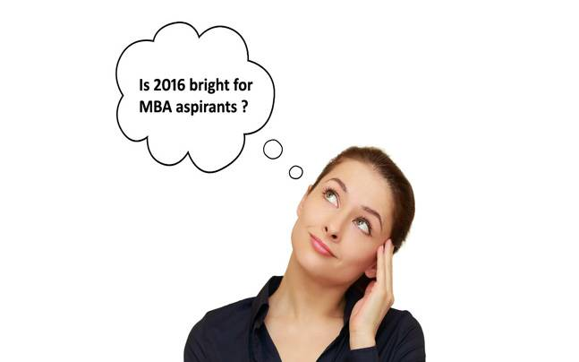 What does 2016 hold for MBA aspirants?
