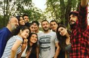 See pics: Bigg Boss 9 contestants at Salman Khan