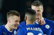 Leicester back on top, Liverpool win thriller at Norwich