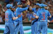 1st T20I: Kohli, bowlers script Indian victory over Australia