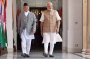 India and Nepal try to mend fences, sign 9 agreements