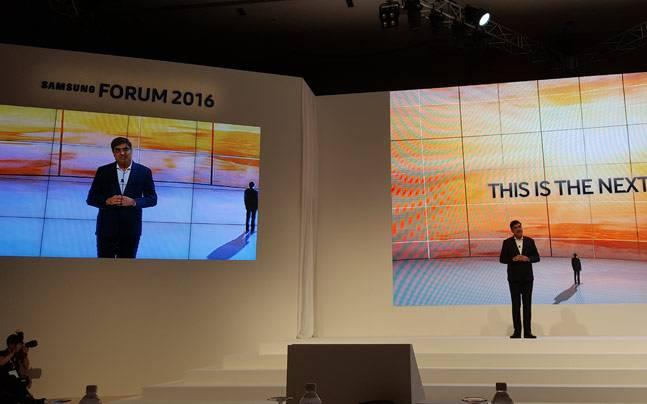 Samsung announces SUHD TVs, smart refrigerator - Technology News
