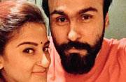 Hitched: Aarya Babbar ties the knot with Jasmine Puri