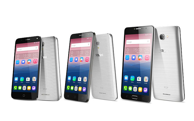 Alcatel unveils Idol 4, Idol 4S, Pop range phones & Plus 10