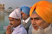 Arvind Kejriwal vows to curb mining mafia in Punjab if voted to power