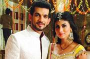 Mouni Roy and Arjun Bijlani had a spat on the sets of Naagin?