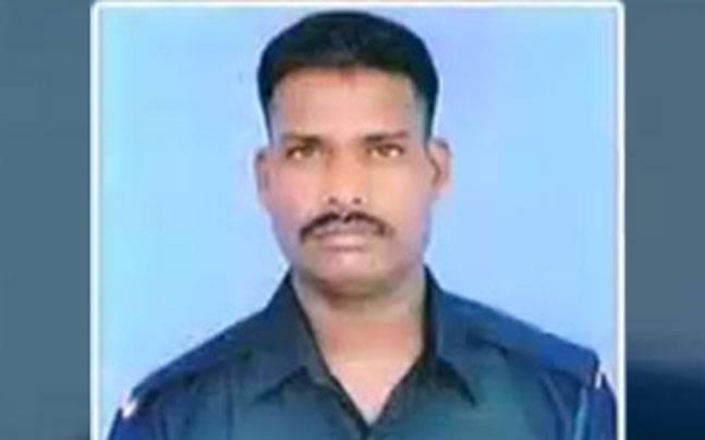 Lance Naik Hanamanthappa