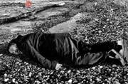 Artist Ai Weiwei poses as Aylan Kurdi for India Today magazine
