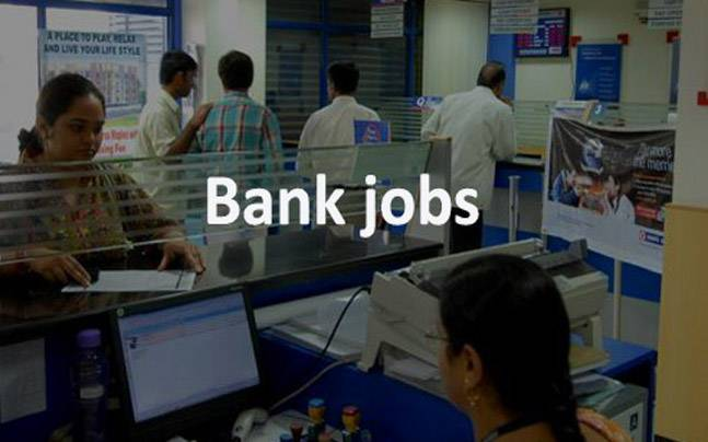Bank jobs for women