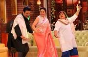 Bharti Singh of Comedy Nights Live says there can be no competition; calls Kapil Sharma her guru