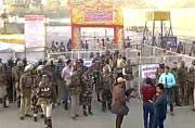 Basant Panchami standoff: Security tightened in Dhar's Bhojshala in Madhya Pradesh