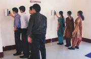 Allahabad University sets up biometric attendance for students