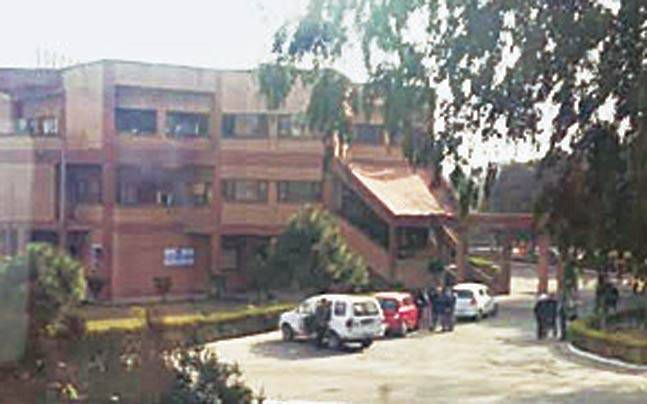 The National Institute of Pharmaceutical Education and Research, Mohali.