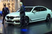 Auto Expo 2016: Sachin Tendulkar launches all new BMW 7-series for Rs 1.1 crore