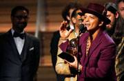 #GRAMMYs: Bruno Mars' Uptown Funk wins Record of the Year; Taylor Swift conquers Album of the Year
