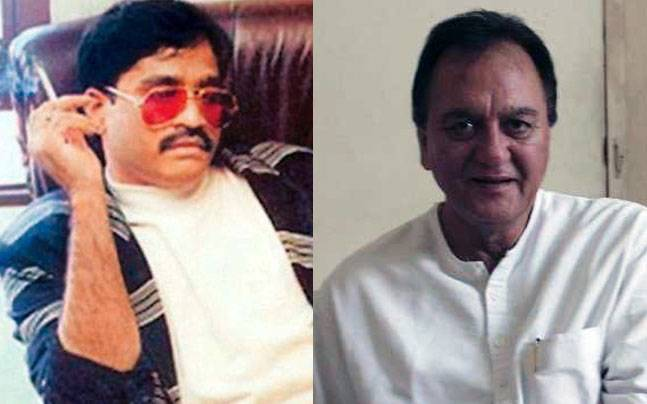 Fresh Release No Its Not Sanjay Dutt But A Rare Photo Of Sunil With Dawood Ibrahim