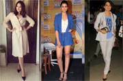 Beauties at work: Sonakshi, Parineeti and Kangana rock business casuals