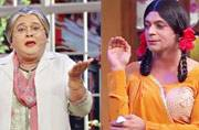 Comedy Nights with Kapil's Dadi and Gutthi slapped with legal notice?
