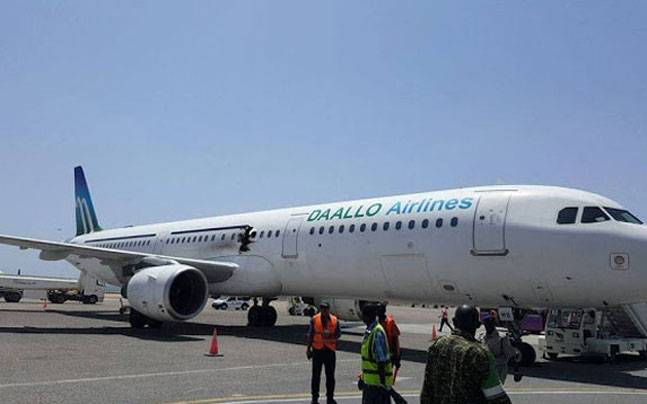 Photo: Daallo Airlines