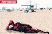 In pictures: Deadpool is in Chennai and we can prove it