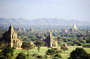 Myanmar bans tourist entry to the ancient monuments of Bagan
