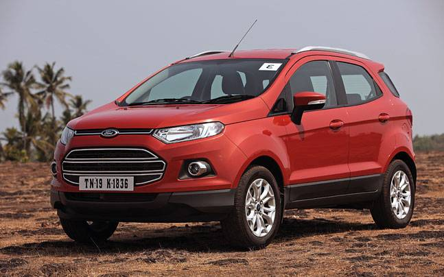buying a used ford ecosport titanium auto news. Black Bedroom Furniture Sets. Home Design Ideas